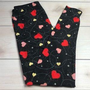Pants - NWT Super Soft ♥️Hearts♥️ Leggings Plus Size